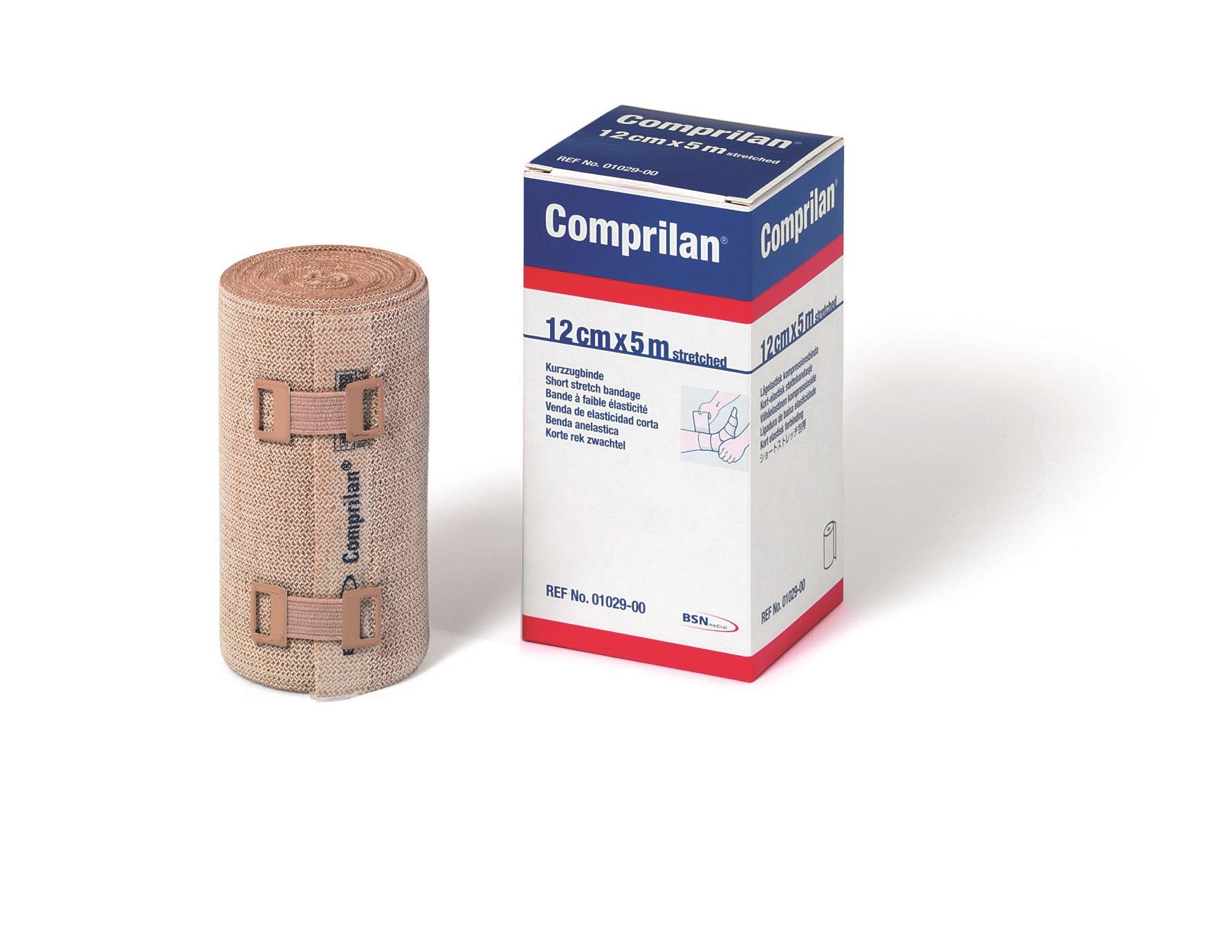 "JOBST® Comprilan® Short Stretch Bandage 4.5""x5Yd/12Cm X 5M"
