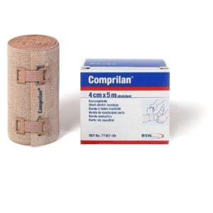 "JOBST® Comprilan® Short Stretch Bandage 1.5""x5Yd/4Cm X 5M"
