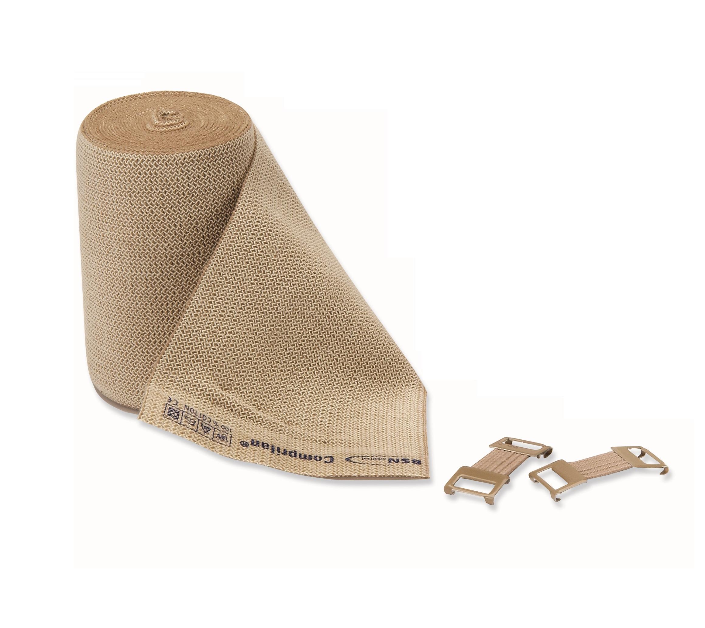 "JOBST® Comprilan® Short Stretch Bandage 4.5""x10Yd/12Cm X 10M"