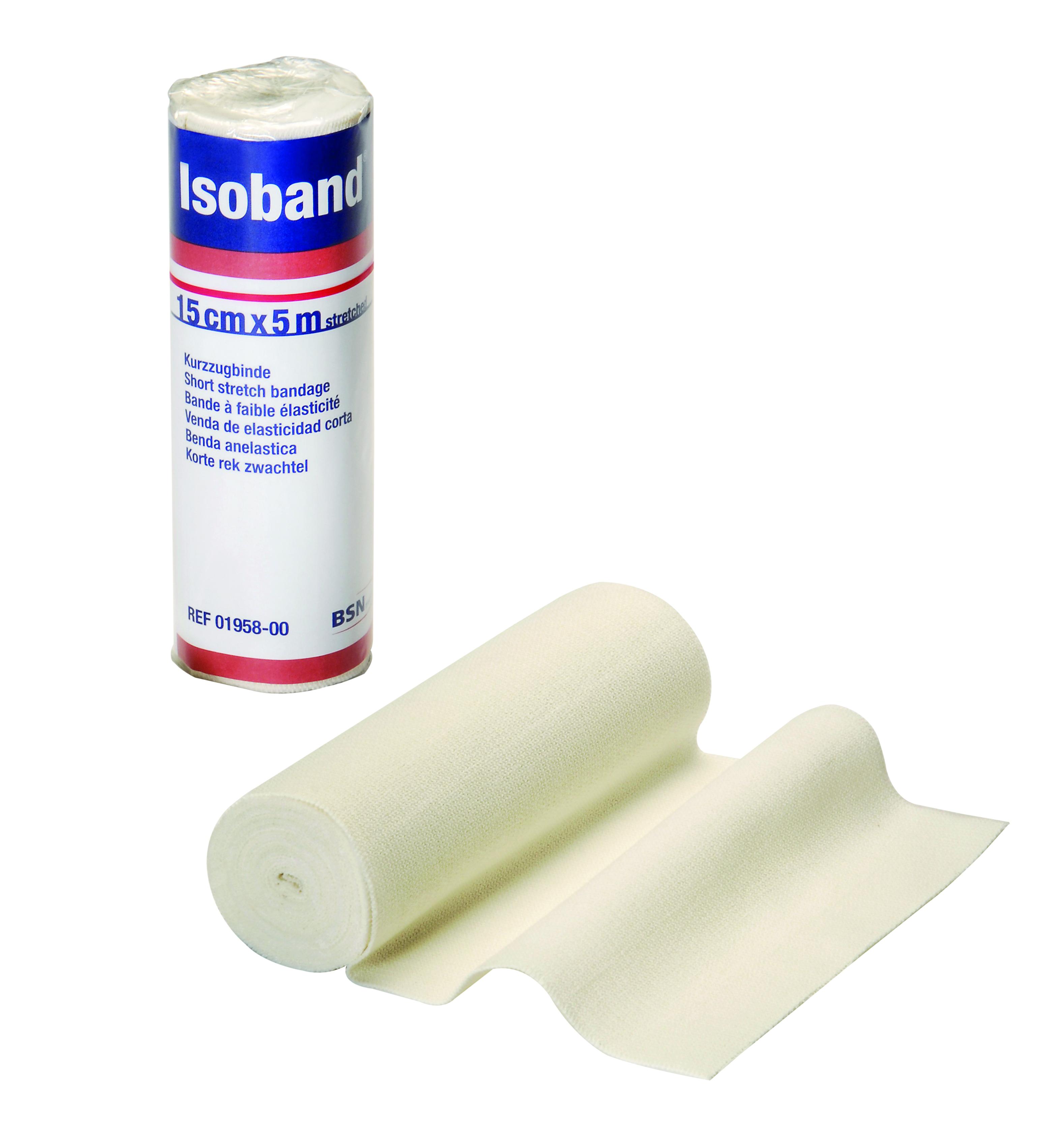 """JOBST® Isoband® Bandage Finished Edge 8""""x5Yd"""