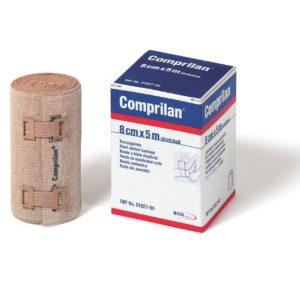 "JOBST® Comprilan® Short Stretch Bandage 3.5""x5Yd/8Cm X 5M"