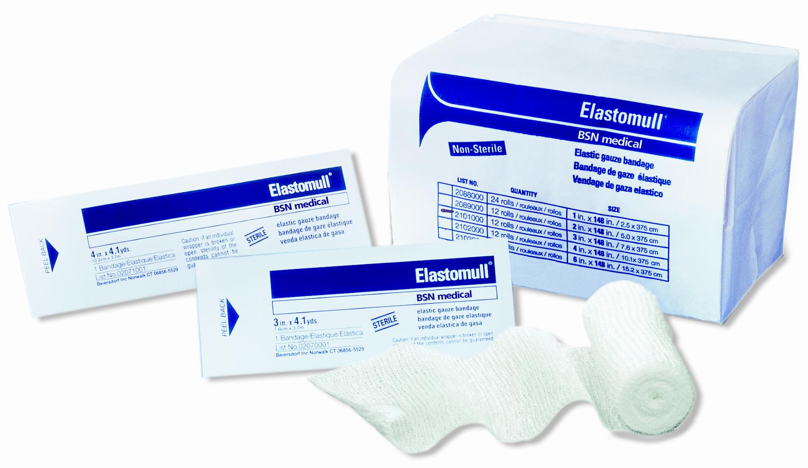 Elastomull® Elastic Gauze Bandage Non-Sterile 1INx4.1YD